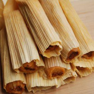 Brisket Tamales (1 Dozen)