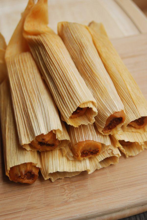 Brisket Tamales
